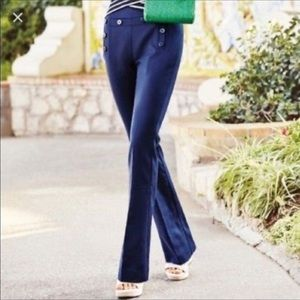 Cabi dress pants with cute button detail on front